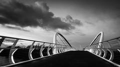 The Dalmarnock Footbridge, Glasgow. (iancook95) Tags: