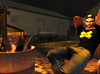 Single Life! (Stewz Wrench) Tags: sl secondlife catwa gianni single fire happy chillin
