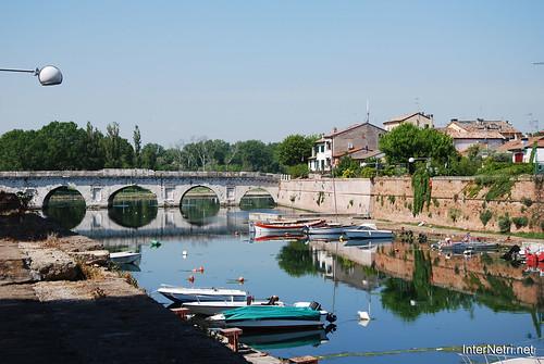 Ріміні Міст Тіберія InterNetri Італія 2011 172