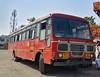 WASMAT - PARBHANI (yogeshyp) Tags: msrtc maharashtrastatetransport wasmatdepotbus wasmatparbhanistbus msrtcmodifiedbus