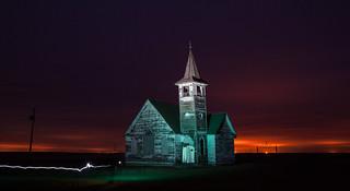 St. Olaf Lutheran church.