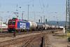 SBB Re 482 017 Basel Bad (daveymills31294) Tags: sbb re 482 017 basel bad baureihe cargo traxx