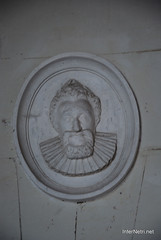 Замок Шенонсо Барельєфи InterNetri  France 097