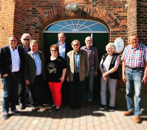 Besuch der Mitgliederversammlung der AG 60+ Ammerland.