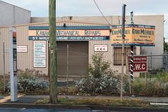 Sunshine (Westographer) Tags: sunshine melbourne australia westernsuburbs suburbia signage typography handpaintedsigns carrepairs