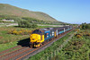 37402 Whitbeck 14th May 2018 (John Eyres) Tags: 37402 passing whitbeck between haverigg bootle with evening loco hauled service 2c47 1731 barrow carlisle 140518
