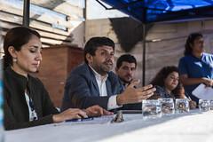 Audiencia en Terreno (muniarica) Tags: arica chile muniarica ima municipalidad alcalde audiencia gerardoespindola quebrada encantada cerro chuño población vecinos