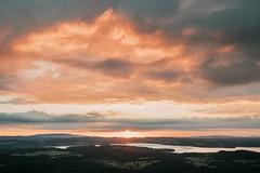 Sunrise moments (explore) (desomnis) Tags: mühlviertel austria österreich nature landscapes sunrise sun clouds lake böhmerwald desomnis canon5dmarkiv canon5d canon 5d tamron2470mmf28 tamron2470mm bohemianforest