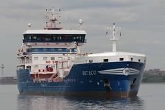Bit Eco (das boot 160) Tags: biteco lpg tanker tankers ships sea ship river rivermersey port docks docking dock boats boat mersey merseyshipping maritime