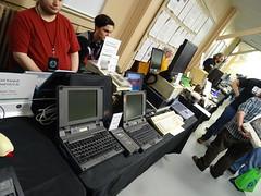 DSC00959 (Silent700) Tags: vintagecomputing classiccomputers computerfestival evansarea infoage