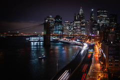good morning (Margot in Love) Tags: newyork morning nacht night light streets streetlight strasen urban availablelight