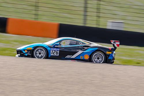 "Ferrari Challenge Mugello 2018 • <a style=""font-size:0.8em;"" href=""http://www.flickr.com/photos/144994865@N06/39992945730/"" target=""_blank"">View on Flickr</a>"