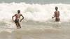 Seaside-7.jpg (Karl Becker Photography) Tags: india odisha gopalpur nikon seaside ocean boy youngman man male shirtless speedo sports swimming