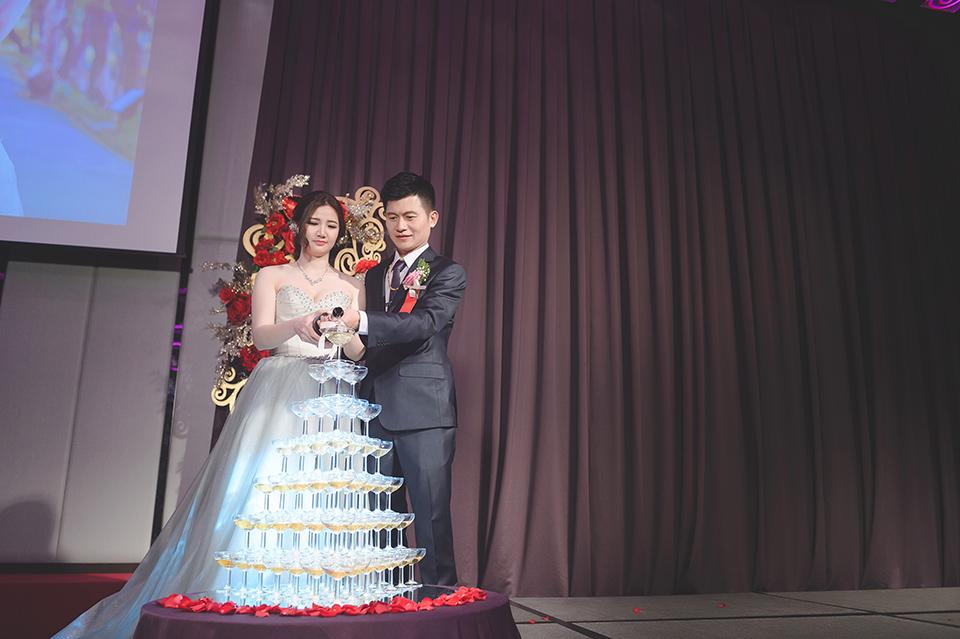 台南婚攝-晶英酒店仁德廳-088