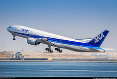 [HND.2009] #ANA #NH #Boeing #B777 #N8967 #awp (CHR / AeroWorldpictures Team) Tags: ana all nippon airways boeing 777281 msn 27030 37 eng pw pw4084 reg ja8967 history aircraft first flight built site everett kpae wa usa delivered allnipponairways nh wfu stored san bernadino ksbo ca plane planes aircrafts airplane japan airport tokyo haneda hnd nikon planespotting d80 nikkor 70300vr raw lightroom awp chr 2009 rjtt asian airlines