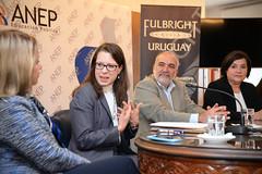 """Becas Fulbright para docentes uruguayos serán reconocidas por ANEP como """"becas oficiales"""" (U.S. Embassy Montevideo) Tags: fulbright anep embajadadelosestadosunidos acuerdo becas kellykeiderling wilson netto"""