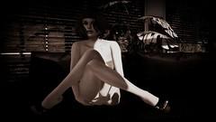 All Night Long (TinLiz_WinterStorm) Tags: sl secondlife slmesh slblogs slposes slphotography slblogphotos virtual virtualfashion slart virtualreality tram ultraevent lepoppycock poses utopiadesign slshoes theskinnery catwa maitreya