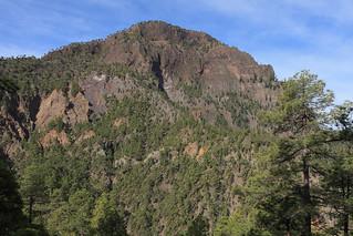La Palma - Pico Bejenado