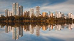 Londrina (marcelo.guerra.fotos) Tags: lagoigapó londrina paraná brasil brazil architecture arquitetura beautiful landscape lagoon lago clouds colorful colors