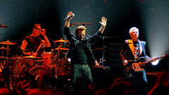 U2 - San Jose - May 7, 2018 (rossgperry) Tags: band u2 u2eitour experienceinnocencetour live sapcenter sanjose bono adamclayton larrymullen 20180507 red hands crowd 2018