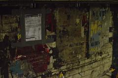 Posters within the Old Tunnels (CoasterMadMatt) Tags: eustonstationthelosttunnels2018 eustonstationthelosttunnels eustonstation thelosttunnels euston station lost tunnels eustonundergroundstation disusedtunnels disused hiddenlondon hidden london tour tours london2018 capitalcityofengland capitalcityofgreatbritain capitalcity englishcities britishcities city cities londonunderground londonundergroundtours poster posters advert adverts advertisements southeastengland southeast england britain greatbritain gb unitedkingdom uk europe february2018 winter2018 february winter 2018 coastermadmattphotography coastermadmatt photos photographs photography nikond3200