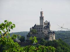 moore Marksburg (peterpe1) Tags: burg castle marksburg braubach rhein germany europe flickr peterpe1