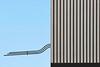 58042035 (felipe bosolito) Tags: abstract architecture industry symmetry lines sky blue bluesky minimalism geometry lapadu landschaftsparkduisburgnord duisburg fuji xt20 xf90 classicchrome