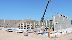 2018-05-05 New Ice Hockey Stadium Teplice 2 (beranekp) Tags: czech teplice teplitz ice hockey stadium