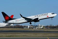 C-FSJH (Air Canada) (Steelhead 2010) Tags: aircanada boeing b737 b737max8 yyz creg cfsjh