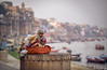 The Ghats of Varanasi (ludwigriml) Tags: bath beach benares buddism burial ceremony cremation dead funeral ganges hinduism holy holycity india jainism kashi men northindia pilgrim ritual river rowingboat sadhu towers town uttarpradesh varanasibanaras water boat city orange rowing