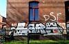 graffiti in Hamburg (wojofoto) Tags: graffiti streetart hamburg germany deutschland wojofoto wolfgangjosten lars throws throwups throwup throw