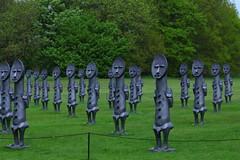 _MG_4337 (Yorkshire Pics) Tags: 1105 11052018 11thmay 11thmay2018 ysp yorkshiresculpturepark sculpture zakove blackandbluetheinvisibleman blackandbluetheinvisiblemanandthemasqueofblackness theinvisiblemanandthemasqueofblackness