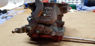 Vergaser Carburetor Weber 34 DAT 11/351 Fiat Ritmo 105TC 1982