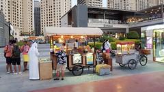 Colorful Dubai (Atila Yumusakkaya) Tags: dubai uae yumusakkaya street