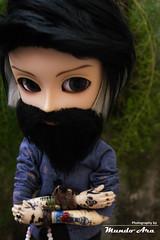 Capítulo 152 (Mundo Ara) Tags: taeyang william doll groove tattoo custom bearb toy