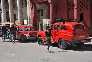 Ford Super Deluxe - La Habana