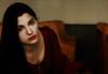 Church Gossip (coollessons2004) Tags: elegant elegance woman beauty beautiful church red dress