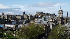Edinburgh (p.mathias) Tags: city skyline scotland sony edinburgh scottish europe spring bluesky a51000 history historical historic a5100 unitedkingdom