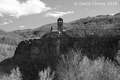 Castellfollit de la Roca (CATDvd) Tags: nikond70s architecture arquitectura building edifici edificio landscape paisaje castellfollitdelaroca catalonia catalunya march2018 catdvd davidcomas httpwwwdavidcomasnet httpwwwflickrcomphotoscatdvd