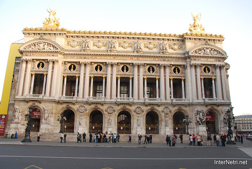 Париж Опера Гарньє InterNetri  France 144