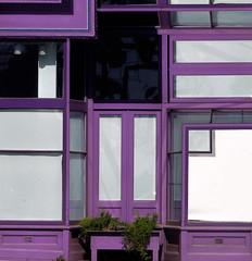 not open for business (msdonnalee) Tags: facade fachada facciate fassade façade digitalfx geometry sanfranciscovictorian victorianstorefront artdigital