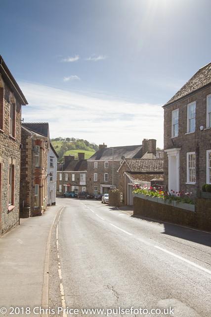 Luke Street, Bampton, Devon