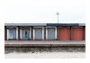 Breakout (Number Johnny 5) Tags: lines tamron d750 2470mm decay doors disymmetry minimal space mundane beach imanoot angles minimalism iron urban nikon banal johnpettigrew documenting vandalised
