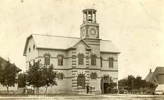 Killarney - Town Hall (vintage.winnipeg) Tags: manitoba canada vintage history historic killarney