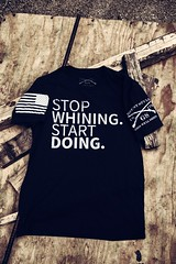 Start DOING (MisguidedAdventures) Tags: branding shirt quote gruntstyle clothingbrand clothing brand