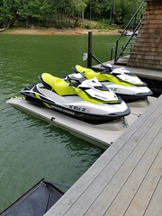 Hydroport Extreme Tan Jet Ski Lifts