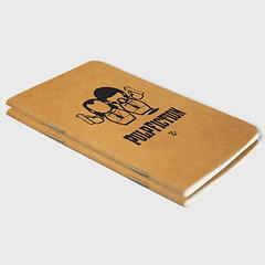 Pulp Fiction Kraft Scratch Pad (PrintstopIndia) Tags: printing digitalprinting onlineprinting marketing branding kraftscratchpad promotion
