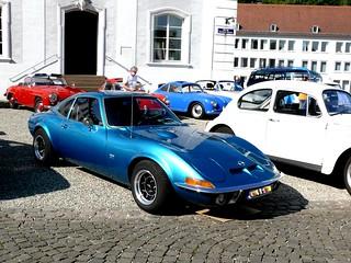 OPEL GT  Baujahre 1968-1973   1,1-1,9 Liter 44-66 kw