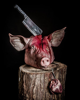 The Butchers block
