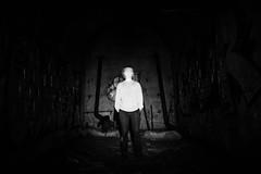 me (a.liden01) Tags: night indoors long exposure light paint painting lightpainting lights person orbex urbex urban exploration drawings blurred creepy pattern